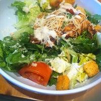 Photo taken at Super Salads by Yos on 3/16/2013