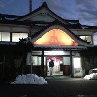 Photo taken at たつの湯 by 国木田 エ. on 1/17/2013