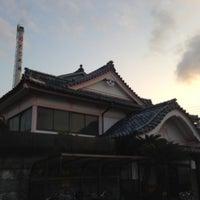 Photo taken at たつの湯 by 国木田 エ. on 2/26/2013