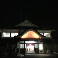 Photo taken at たつの湯 by 国木田 エ. on 1/26/2013