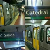 Foto tomada en Estación Congreso de Tucumán [Línea D] por Guillermo R. el 9/15/2012