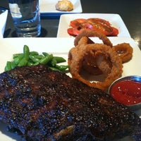 Photo taken at Ruby Tuesday by Larissa S. on 4/25/2013