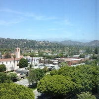 Photo taken at Hilton Los Angeles North/Glendale & Executive Meeting Center by S D. on 6/21/2013