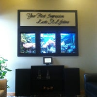 Photo taken at First Impressions Denta by Danielle N. on 4/25/2013