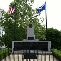 Photo taken at Columbus Police Memorial by Calvin D. on 6/9/2013