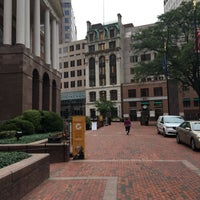 Photo taken at Connecticut's Old State House by Julio T. A. on 9/19/2017
