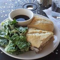 Photo taken at la Madeleine Country French Café by Kiki L. on 3/16/2013
