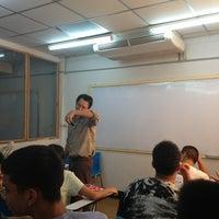 Photo taken at โรงเรียน อ.เอฟ (โรงเรียนณัฐกานต์ กวดวิชา ) by Ceezefifth A. on 12/22/2012