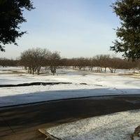 Photo taken at Lake Arlington Golf Course by Regan W. on 12/26/2012