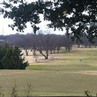 Photo taken at Lake Arlington Golf Course by Regan W. on 12/19/2012