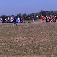 Photo taken at Tempo Soccer Club Fields by Corey G. on 8/25/2013