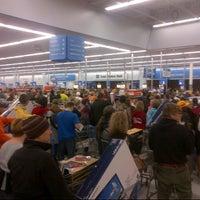Photo taken at Walmart Supercenter by Corey G. on 11/23/2012