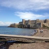 Photo taken at Cabalı Meyhane by Nil A. on 5/19/2014