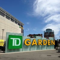 Photo taken at TD Garden by Chris D. on 5/5/2013