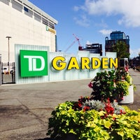 Photo taken at TD Garden by Chris D. on 9/29/2013