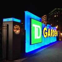Photo taken at TD Garden by Chris D. on 11/16/2012