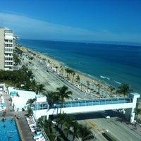 Photo taken at The Westin Beach Resort & Spa by Daniela R. on 1/21/2013