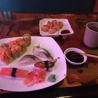Photo taken at Ginza Sushi Inc by Qasim G. on 4/3/2016