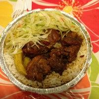 Photo taken at Ali's T & T Roti by Qasim G. on 9/14/2013