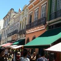 Foto tirada no(a) Feira do Rio Antigo por Vitor P. em 2/2/2013