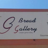 Photo taken at Bread Gallery by Derrick G. on 8/7/2013