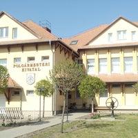 Photo taken at Hosszúpályi Polgármesteri Hivatal by Ákos on 4/8/2014