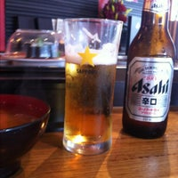 Photo taken at O-Sushi by Brett N. on 6/11/2013