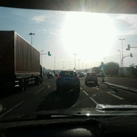 Photo taken at Trafic Light Lambak Kiri by Zul Z. on 3/4/2013