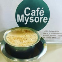 Photo taken at Café Mysore by Nidhi K. on 6/20/2017