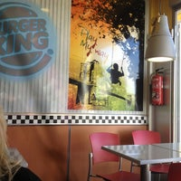 Photo taken at Burger King by Juanma L. on 12/29/2012