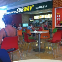 Photo taken at Subway by Кирилл К. on 7/1/2013