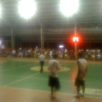 Photo taken at Marcelo Basketball Gym by Abo P. on 6/1/2014