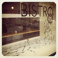 Photo taken at Bistro 8 by Hana on 1/31/2013