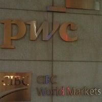 Photo taken at PricewaterhouseCoopers LLP (PwC) by Luke G. on 1/17/2012