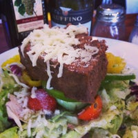 Photo taken at Salerno's Italian Bar and Eatery by Leighton O. on 7/24/2013