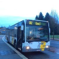 Photo taken at Bus 302 Geel <> Maaseik by Tim S. on 1/26/2015