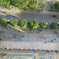Photo taken at El Hana International Hotel Tunis by Manou t. on 5/20/2013