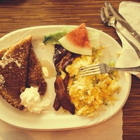 Photo taken at The Breakfast House by Evany F. on 9/15/2014