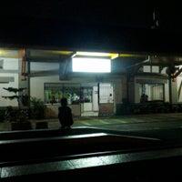 Photo taken at Stasiun Gedangan by Sabrina M. on 3/6/2013