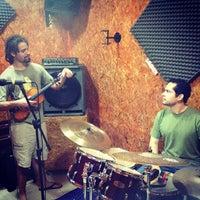 Photo taken at Estudio Barulho by Alejandro V. on 8/3/2013
