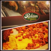 Photo taken at Perkins Restaurant by T M. on 11/26/2013