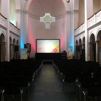 Das Foto wurde bei Interactive Cologne von Liane T. am 5/21/2014 aufgenommen