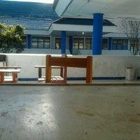 Photo taken at Fakultas Teknik UNIMA by BrendaSyero M. on 2/21/2013