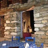 Photo taken at Kastro Restaurant by Spyros V. on 7/13/2013