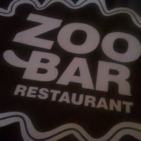 Photo taken at Zoo Bar by Leo N. on 6/12/2013