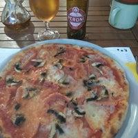 9/19/2018 tarihinde Maravilla T.ziyaretçi tarafından La Pimpa Pizzeria'de çekilen fotoğraf