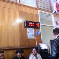 Photo taken at Registro Civil E Identificacion by Juan G. on 10/11/2013