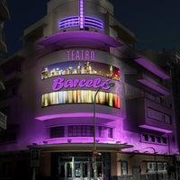 Das Foto wurde bei Teatro Barceló von Teatro Barceló am 9/30/2014 aufgenommen