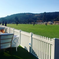 Photo taken at Will Rogers Polo Club by Jamie P. on 11/11/2017