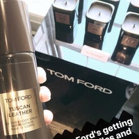 Photo taken at TOM FORD INTERNATIONAL - BEVERLY HILLS by Jamie P. on 11/10/2016